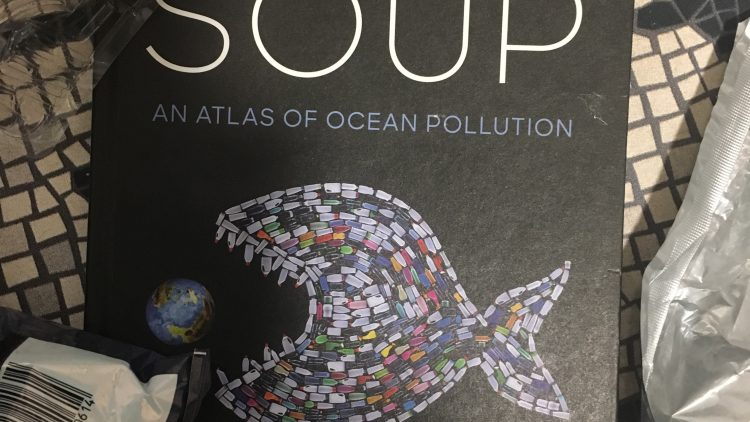 Plastic Soup. An Atlas of Ocean Pollution by Michael Roscam Abbing