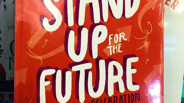 Stand up for the future. A Celebration of Inspirational Young Australians.