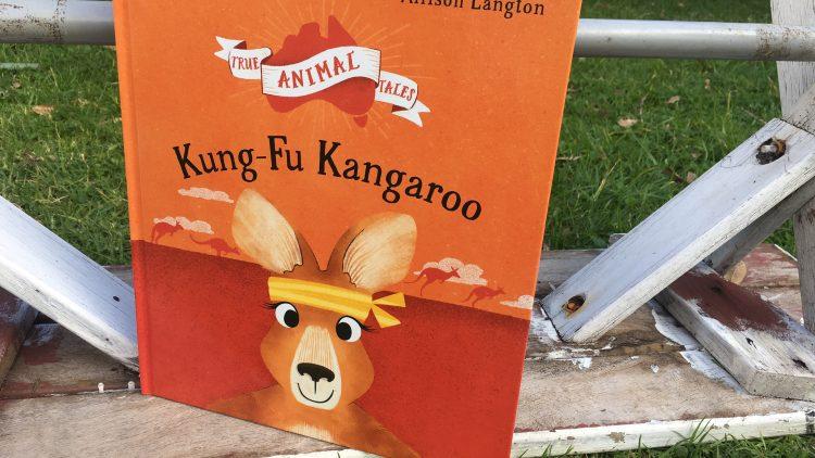 True animal tales: Kung Fu Kangaroo by Merv Lamington and Allison Langton