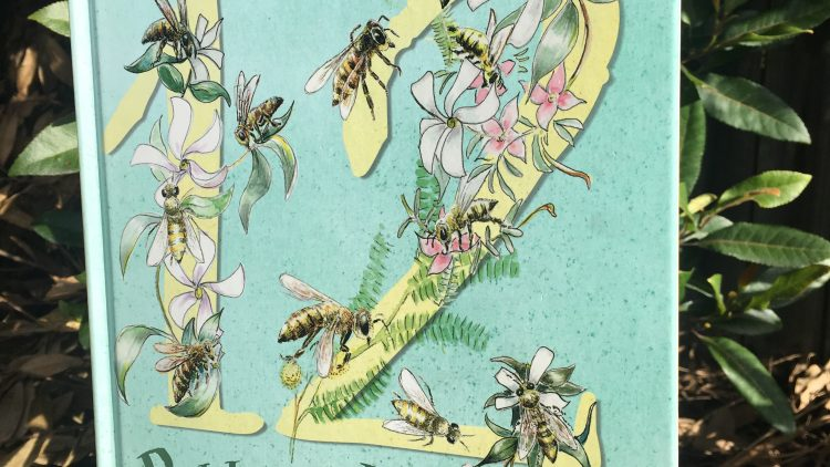 Can you find 12 busy bees? By Gordon Winch and Patrick Shirvington