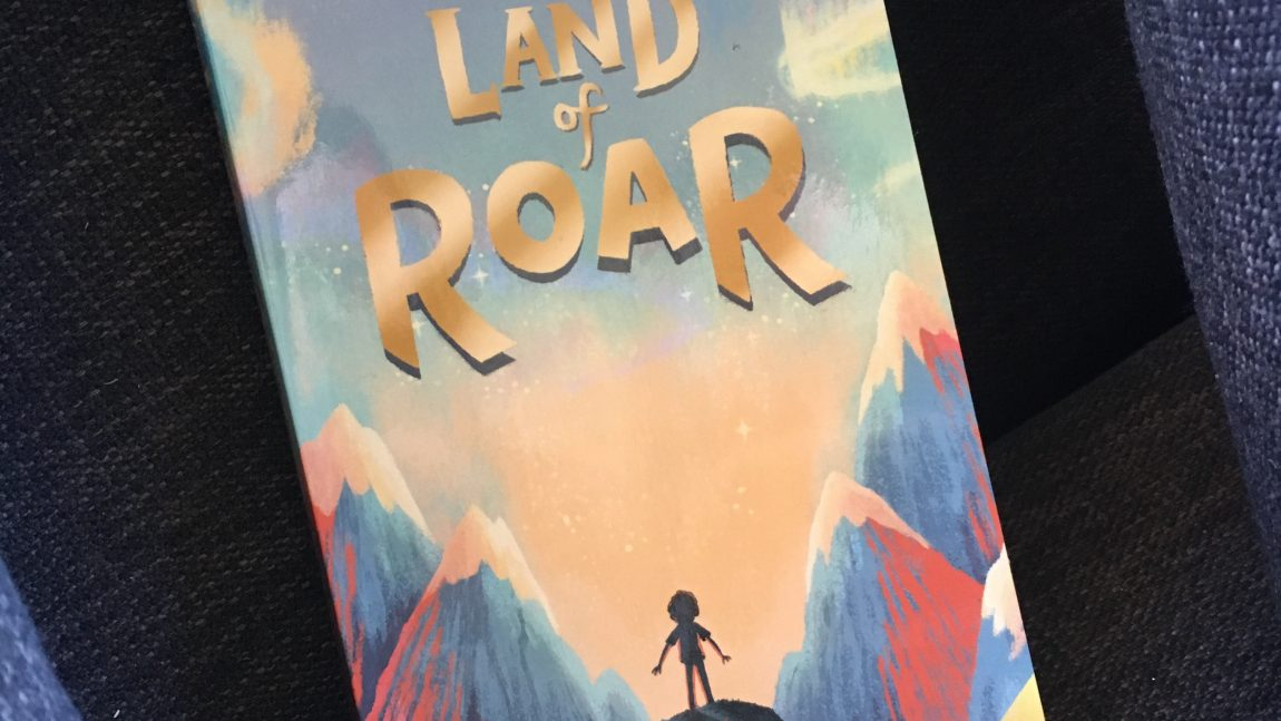 The Land of Roar by Jenny McLachlan