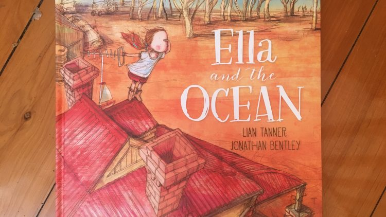 Ella and the Ocean by Lian Tanner and Jonathan Bentley