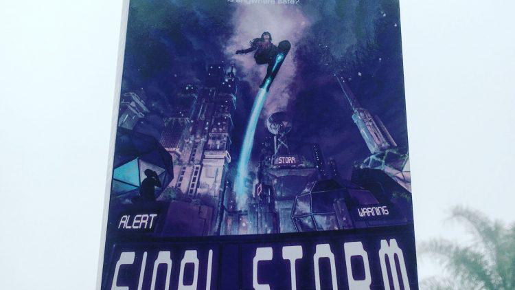 Final storm by Deborah Abela