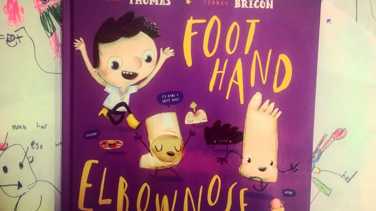 Foot, Hand, Elbow Nose by Kiah Thomas and Connah Brecon