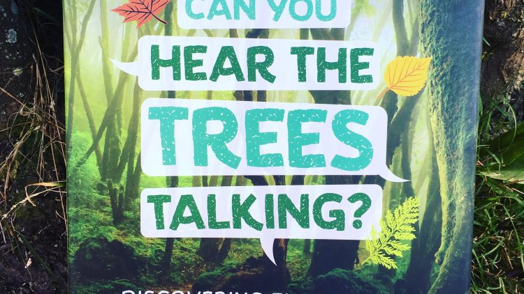 Can you hear the trees talking? Discovering the hidden life of the forest by Peter Wohlleben