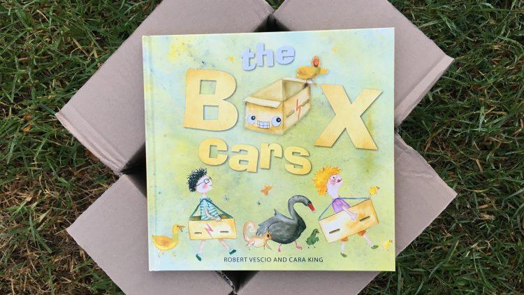 The box cars by Robert Vescio and Cara King