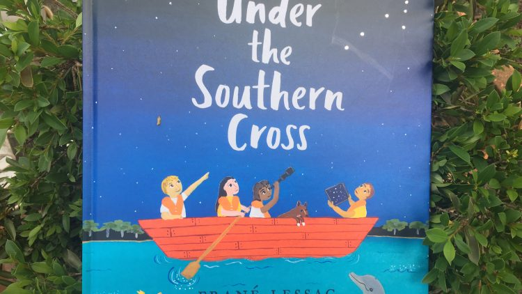Under the southern Cross by Frane Lessac.