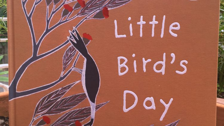 Little Bird's Day by Sally Morgan and illustrated by Johnny Warrkatja Malibarr