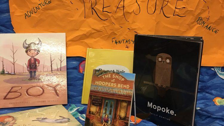 Book Week 2018 activities for classrooms