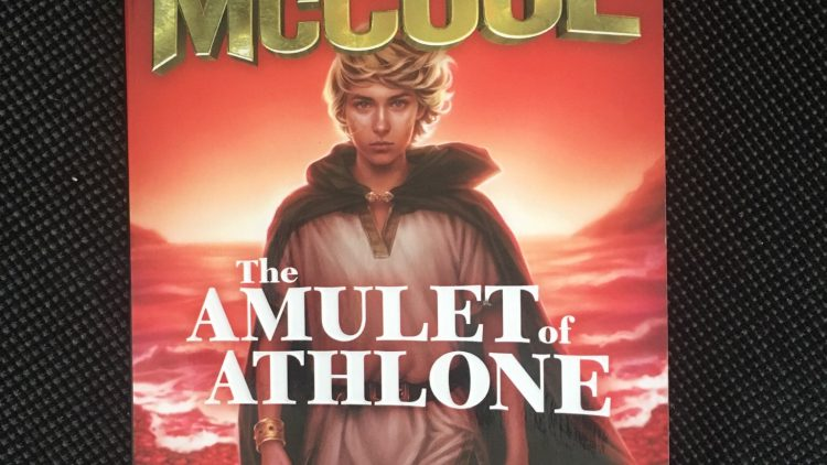 The chronicles of Jack Mc Cool: The Amulet of Athlone by R.E.Devine