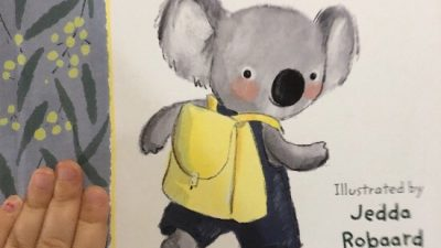 I'm ready for Preschool by Jedda Robaard